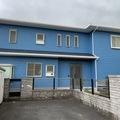 【福岡県 苅田町】色褪せた外壁をオーナー様こだわりの戦闘機カラーで再塗装(^^♪