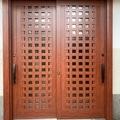 【福岡県 苅田町】新築当初からの玄関引戸を現代風の玄関戸にガラッと変えたい(^^)/